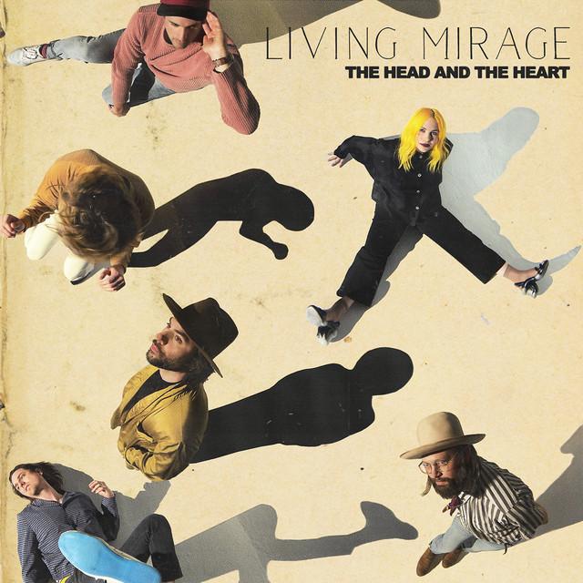 Album artwork for, Living Mirage