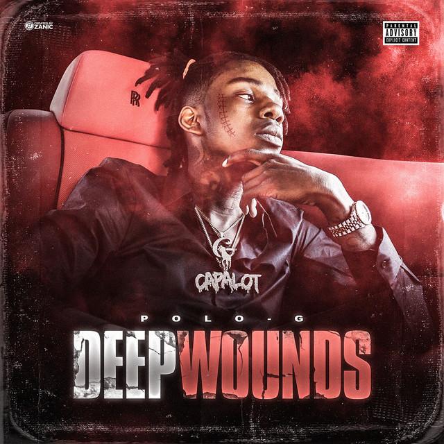 Album artwork for, Deep Wounds