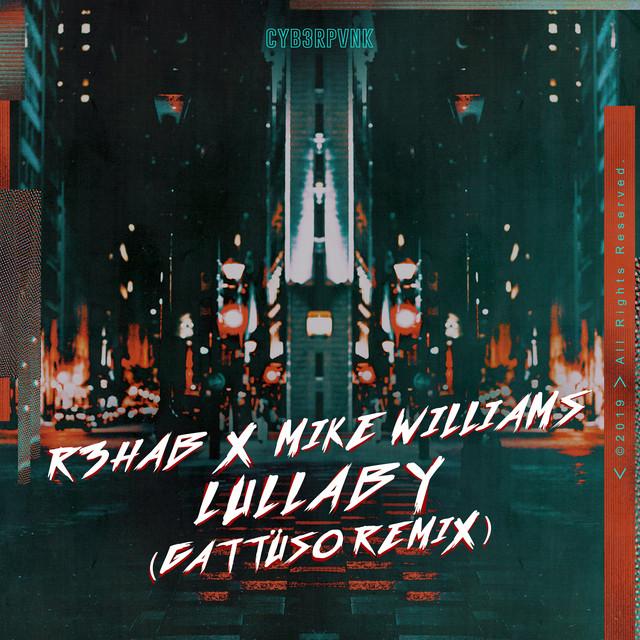Album artwork for, Lullaby (GATTÜSO Remix)