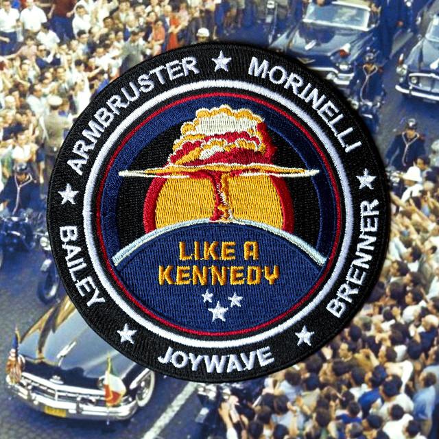 Album artwork for, Like a Kennedy