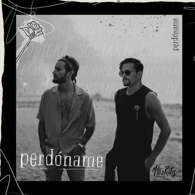 Album artwork for, Perdóname
